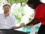 Prince Harry takes an HIV test (Image: Getty)
