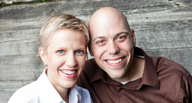 Carl and Angel Larsen are trying to overturn anti-discrimination protections for LGBT people