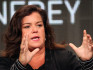 Rosie O'Donnell took aim once again at Donald Trump