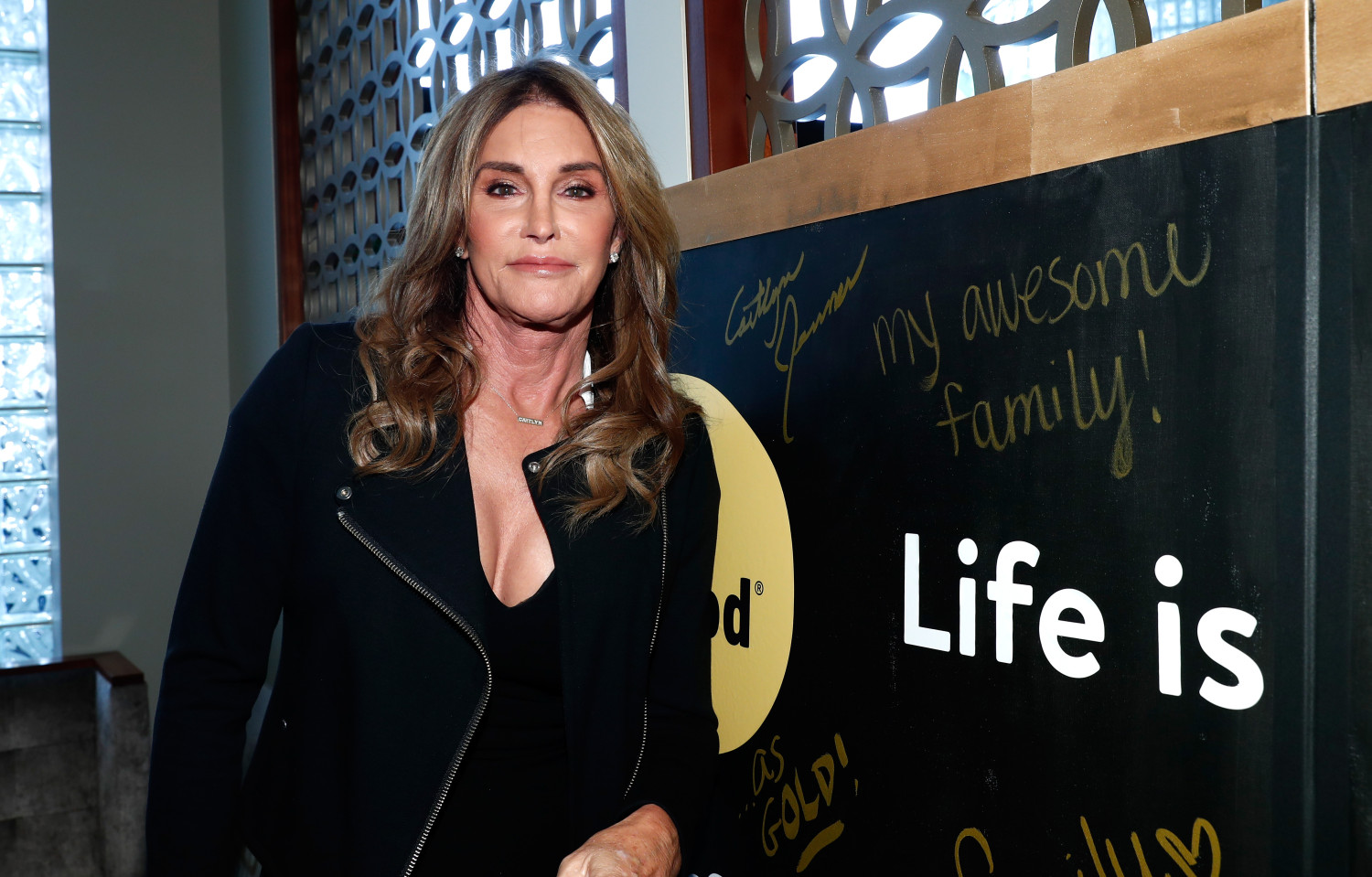Caitlyn Jenner refused to accept the offer to play golf with President Trump (Image: Getty - under licence)
