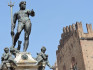 The photo of the statue of Neptune was blocked by Facebook