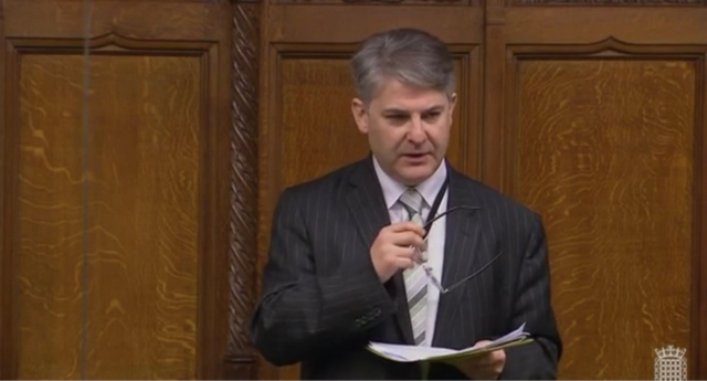 Philip Davies was one of the MPs accused of filibustering