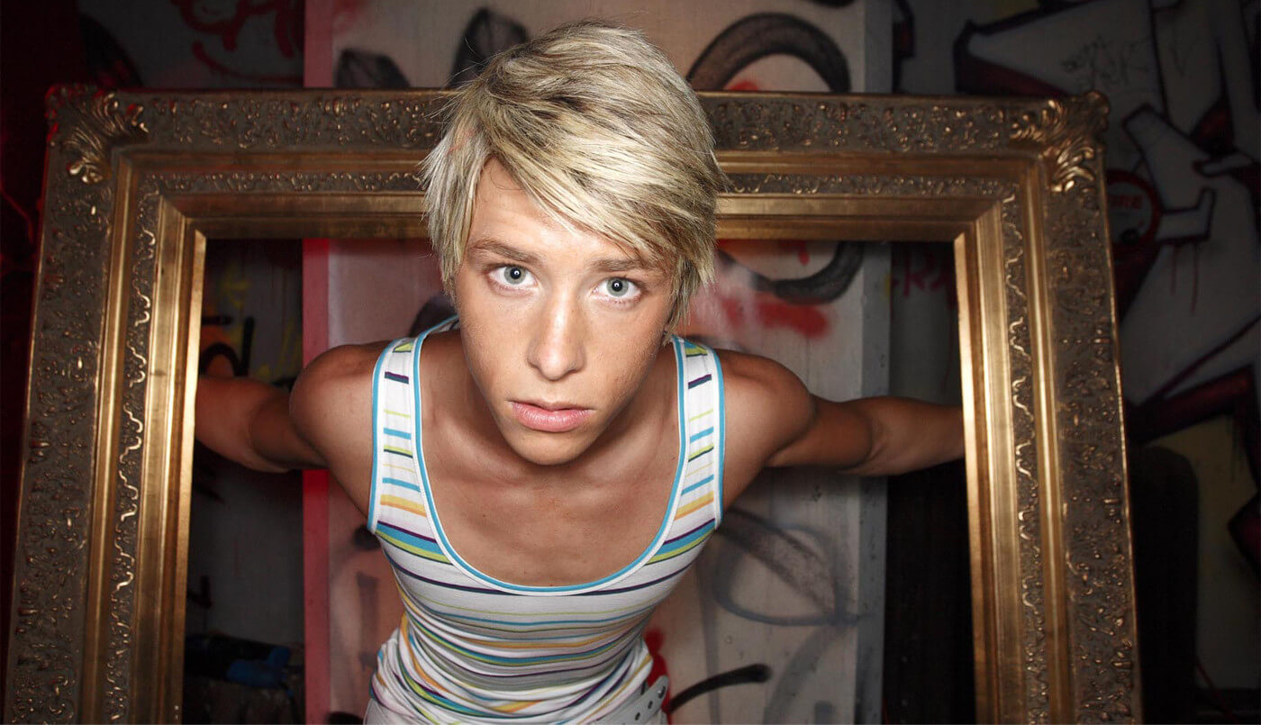 You won't believe what Maxxie from Skins looks like now