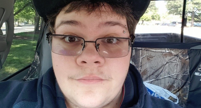 Gavin Grimm is suing his school district for the right to use the men's bathroom