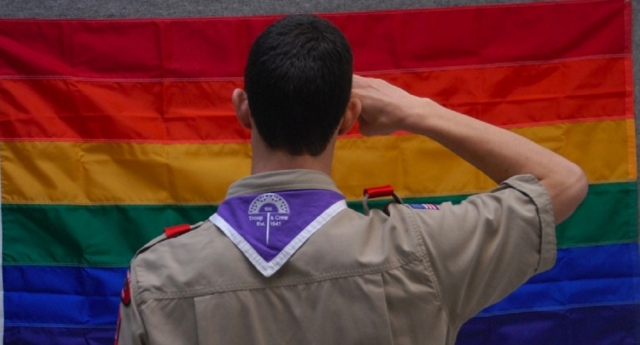 The Boy Scouts of America has changed its policy to allow trans boys enter its ranks