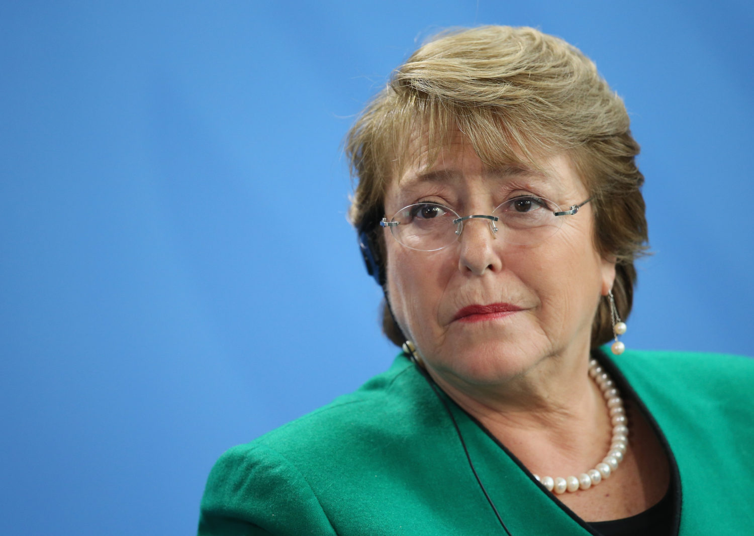 Chilean President Michelle Bachelet (Sean Gallup/Getty Images)