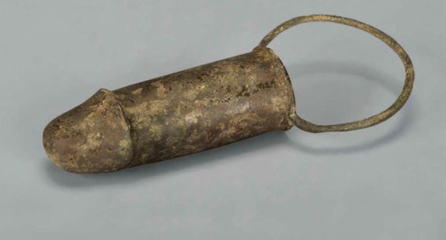 Worlds oldest dildo