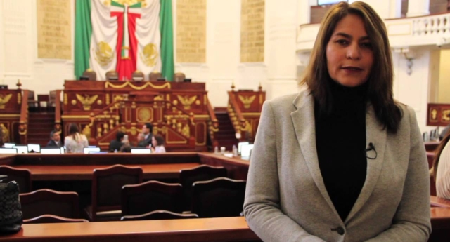 Mexican MP Dione Anguiano (YouTube)