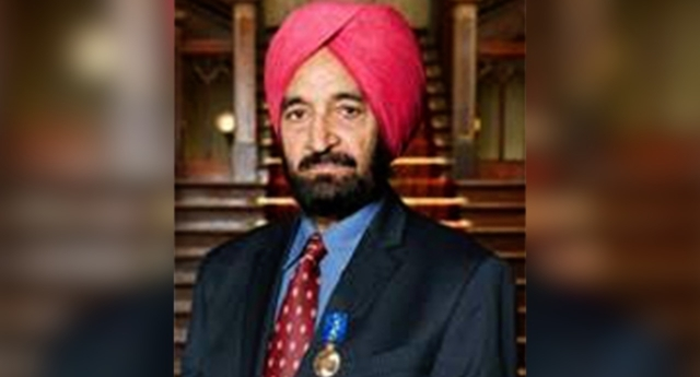 Bawa Singh Jagdev who made the claims