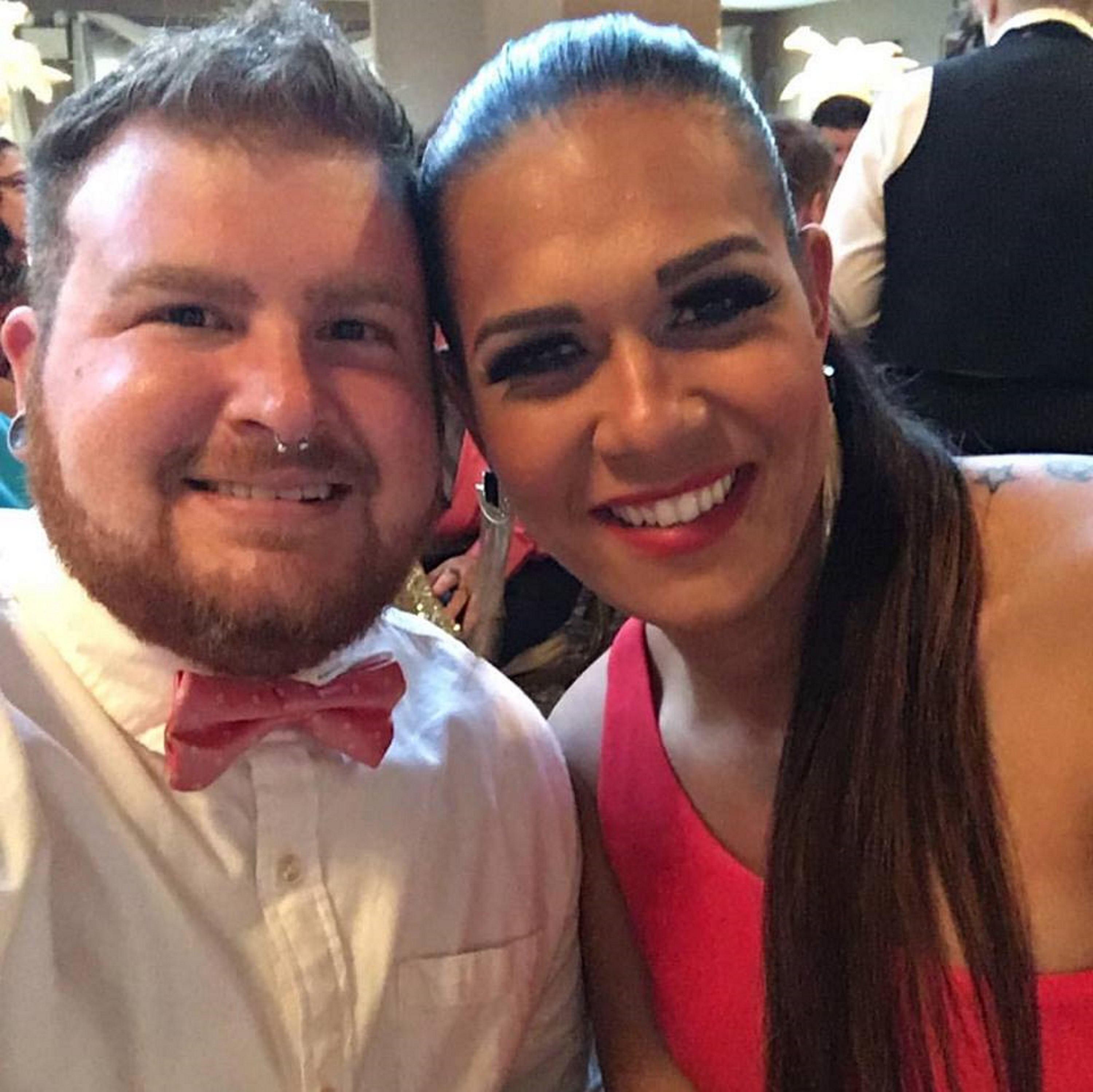 Meet The Cutest Trans Couple Who Will Be Appearing On Say