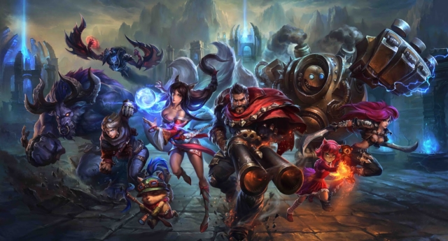 League of Legends has introduced a new system to tackle abuse and homophobia
