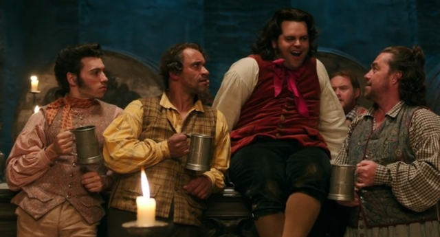 Le Fou in Beauty and the Beast