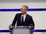Apple CEO Tim Cook given Free Speech Award