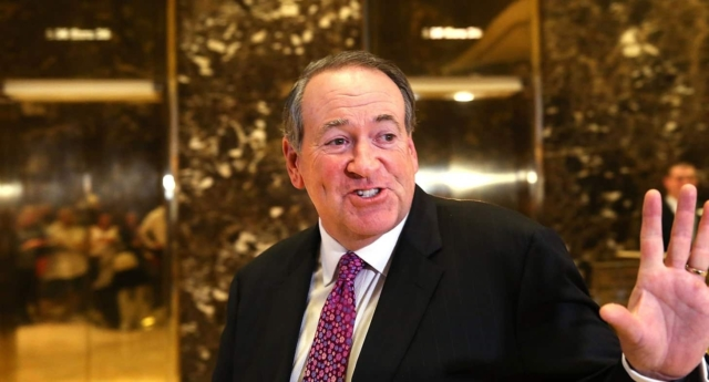 Mike Huckabee (Photo by Getty Images)