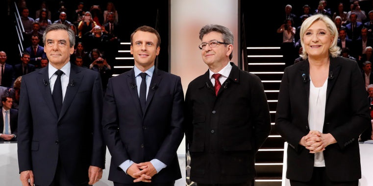 French candidates