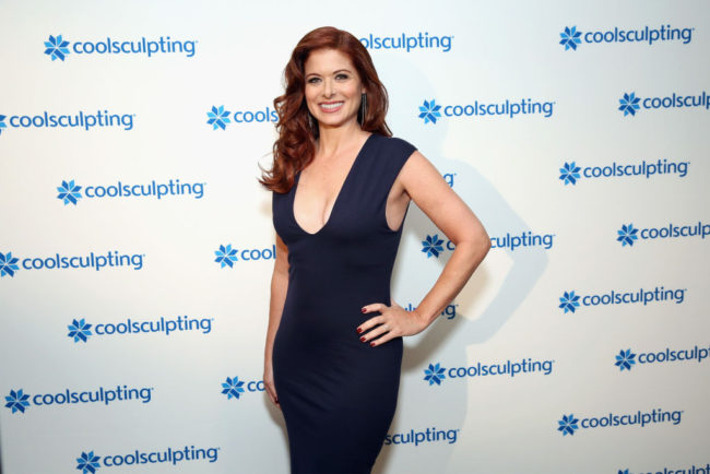 Debra Messing (Getty Images)