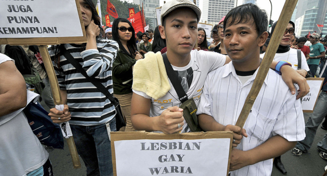 AntiLGBT discrimination is losing Indonesia as much as $12 billion every year, study says
