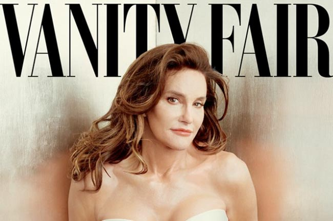 Vanity Fair cover with Caitlyn Jenner