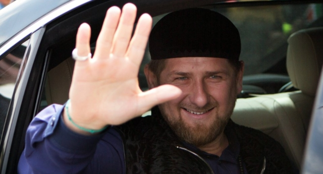 President Kadyrov (Getty)