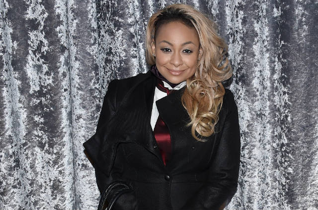 Raven Symone at the White House