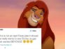 People couldn't believe that Simba could be gay. He isn't (as far as we know)