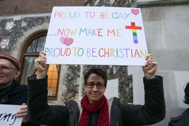 church of england same-sex marriage