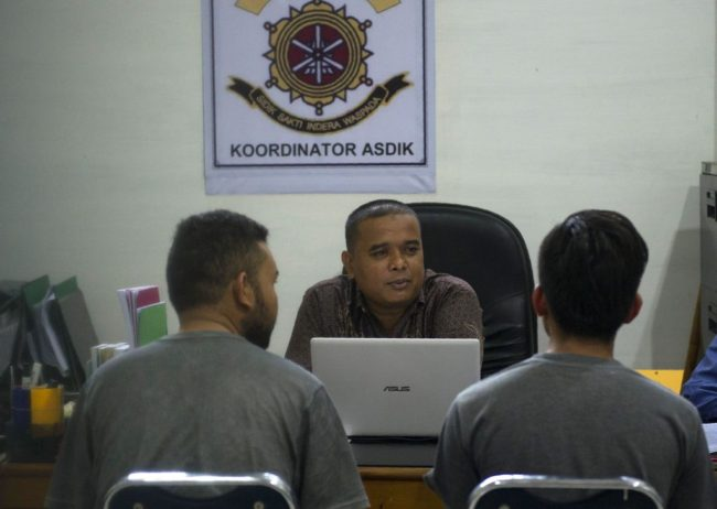 Indonesian men arrested for gay sex and facing lashes