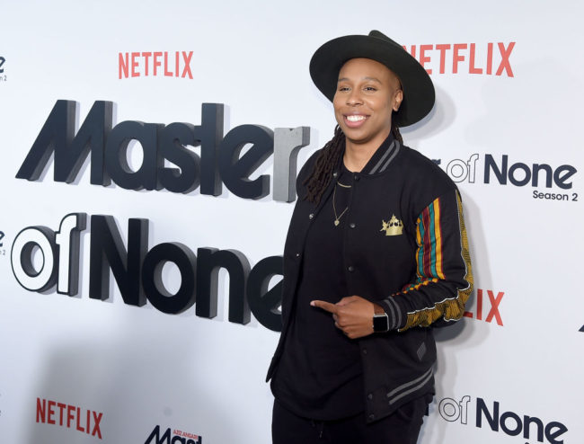 Master of None's Lena Waithe