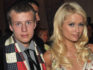 Conrad Hilton is seen screaming 'faggot' in the video (Image: Getty - under licence)