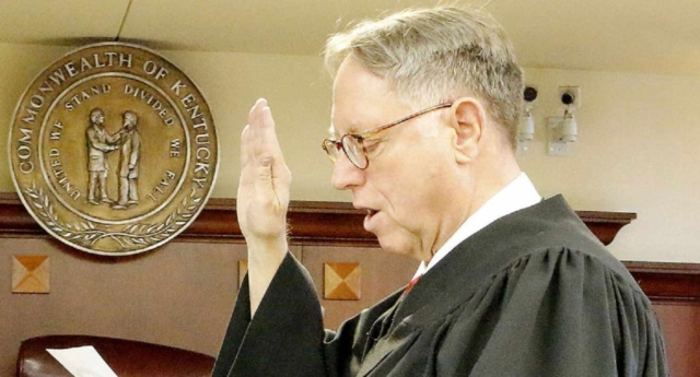 Family court judge for Barren, Metcalfe counties resigns