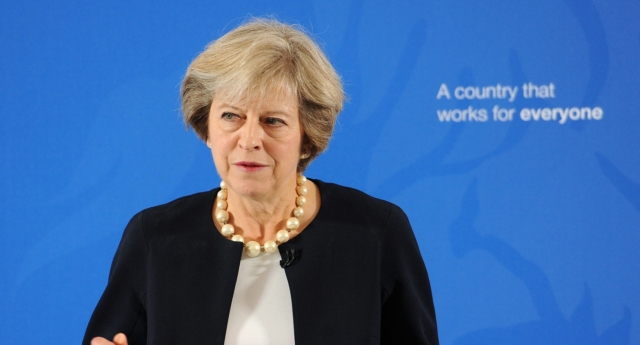Prime Minister Theresa May (Getty)