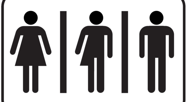 What Is A Genderneutral Bathroom PinkNews Fascinating Unisex Bathroom Signs