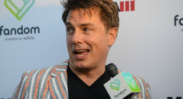John Barrowman (Getty)