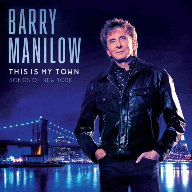 Barry Manilow - This Is My Town albu
