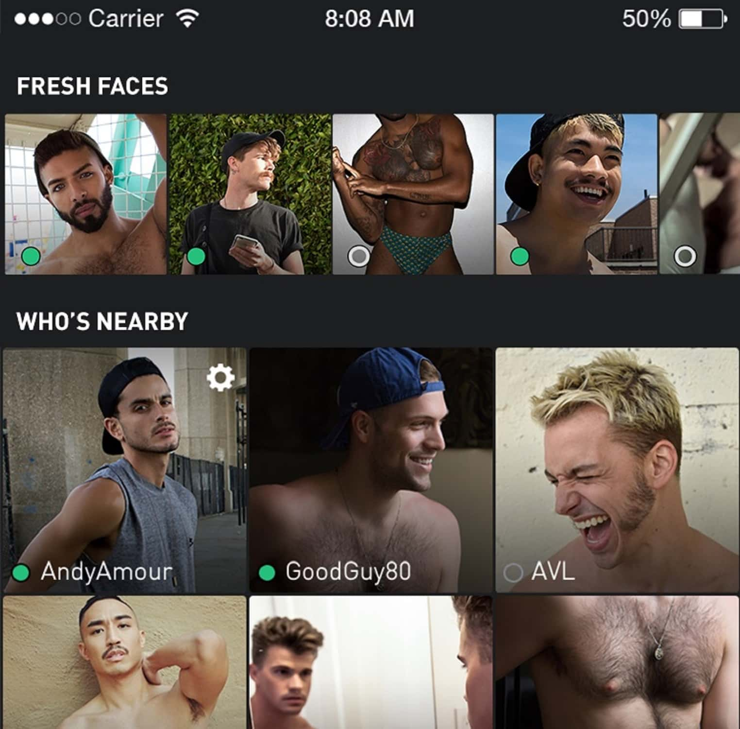 Other apps like grindr