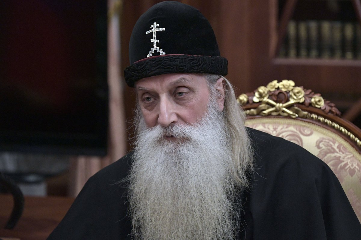 Shaving your beard makes you gay, says Russian religious