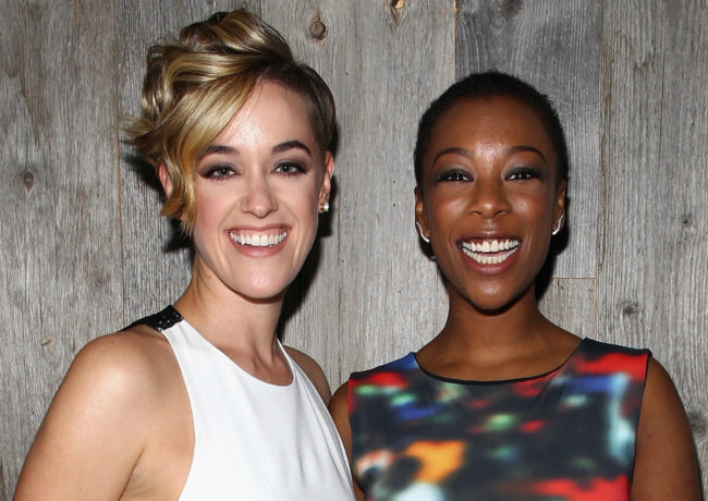 OITNB Star Samira Wiley Released Never Seen Before