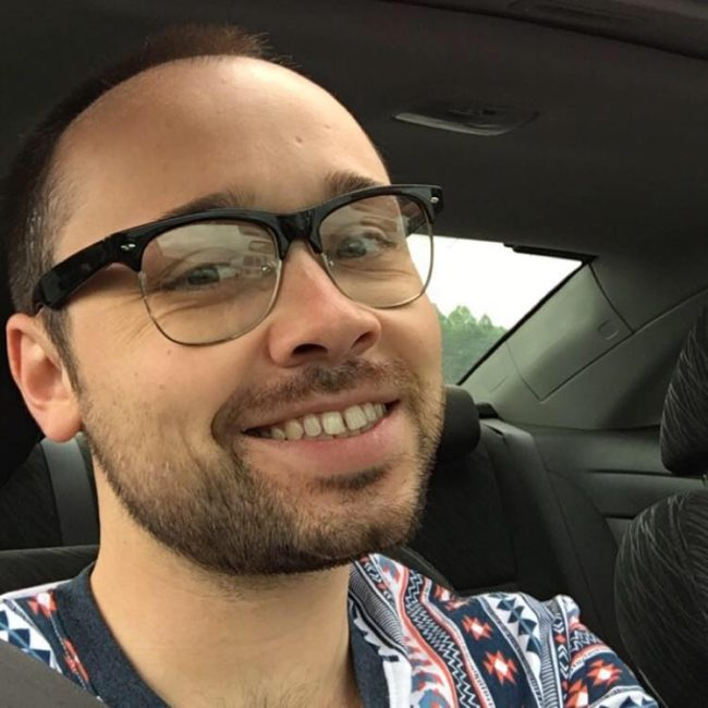 A homophobic Lyft driver tried to tell Austin that being gay was a choice