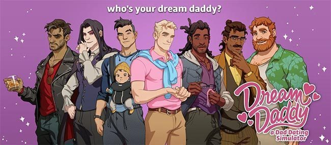 Characters Simulator Dream A Daddy: Dad Dating command