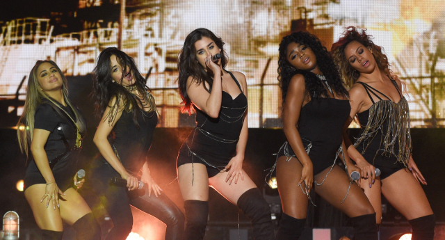 Fifth Harmony Features Convertible Cadillac DeVille in New