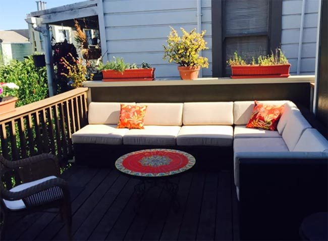 Joe's home in San Francisco is available for you to stay in during Pride celebrations (Photo misterb&b)