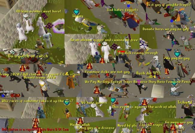 Video gamers 'riot' over RuneScape's LGBT Pride event