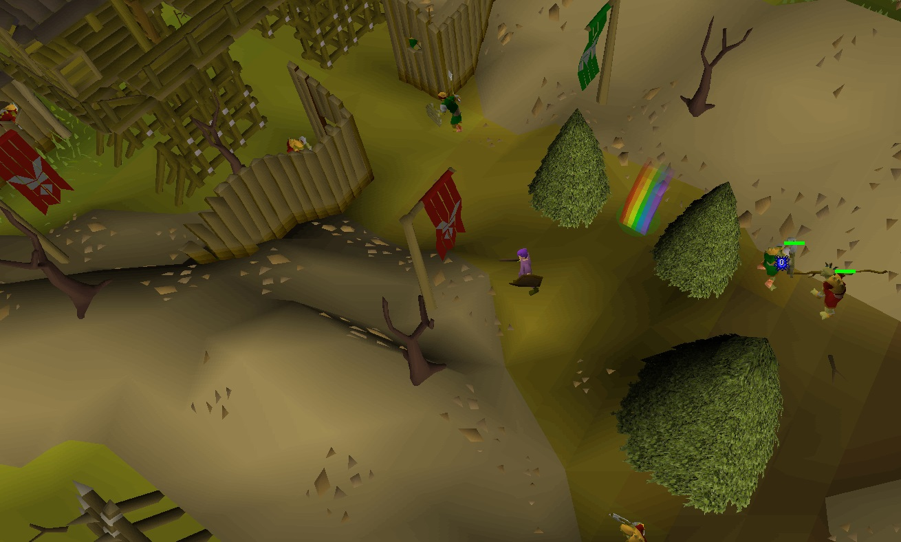 RuneScape launches in-game LGBT Pride event, despite player 'riots'