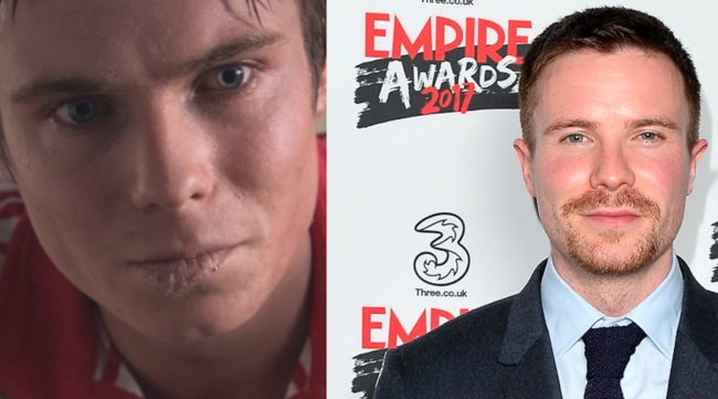 Joe Dempsie then and now