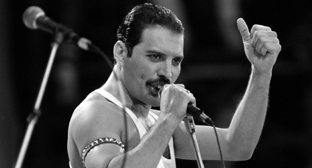 Queen confirm biopic is happening