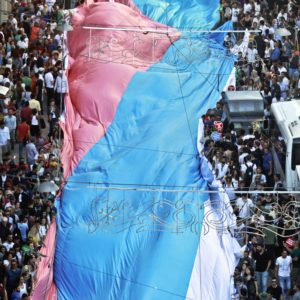 transgender flag getty
