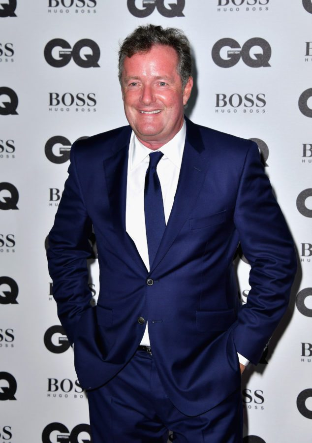 Piers Morgan GQ 2016