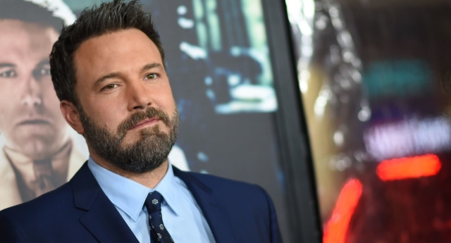 Ben Affleck says kissing another man made him a 'serious actor'