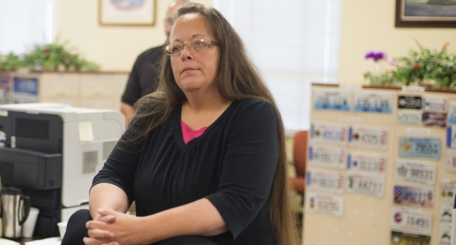 State must pay almost  $225000 in legal fees for Kim Davis case