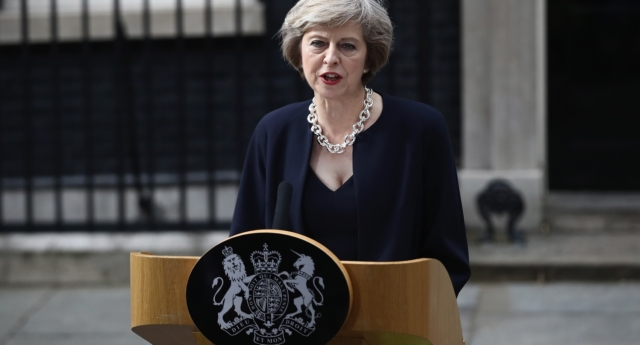 Theresa May (Getty Images)